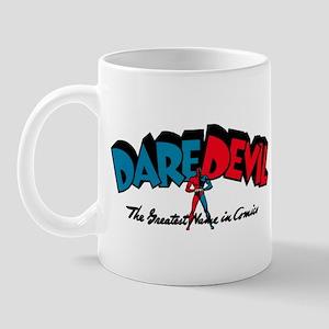 $14.99 Classic Dare Devil Logo Mug