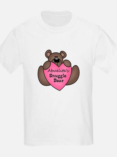 Abuelita's Snuggle Bear T-Shirt