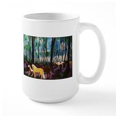 The Enchanted Trail Large Mug