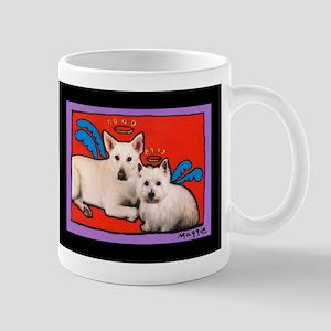 Angel Dogs Mug