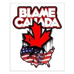 Blame Canada Small Poster