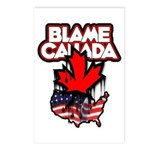 Blame Canada Postcards (Package of 8)