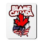 Blame Canada Mousepad