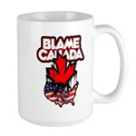 Blame Canada Large Mug