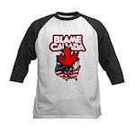 Blame Canada Kids Baseball Jersey