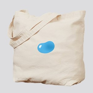 just blue jellybean Tote Bag
