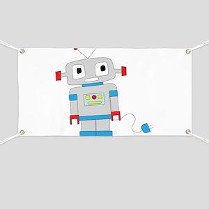 Robotics Banners Cafepress