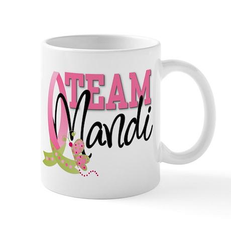 Team Mandi Mug