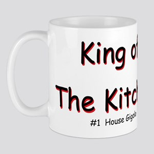 King of The Kitchen Mug