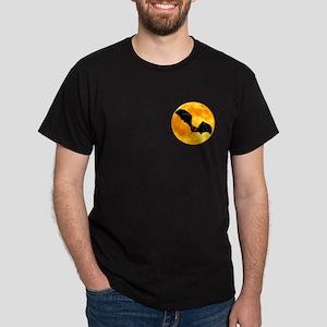 BLACK BAT SILHOUETTE Dark T-Shirt