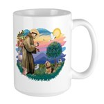 St Francis #2 / Norwich T. Large Mug