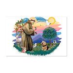 St Francis #2 / Norwich T. Mini Poster Print