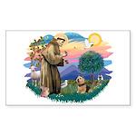 St Francis #2 / Norwich T. Sticker (Rectangle 10 p