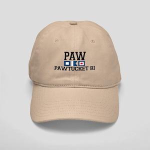 Pawtucket RI - Nautical Design Cap