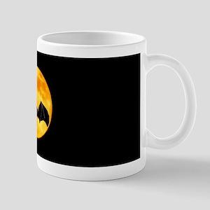 BLACK BAT SILHOUETTE Mug