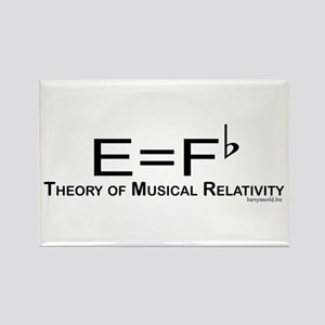 Musicality Rectangle Magnet