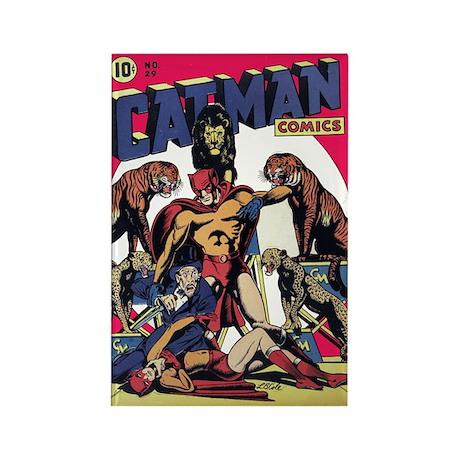 $4.99 Classic Cat-Man Magnet