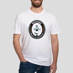 Schitzengiggles Fitted T-Shirt