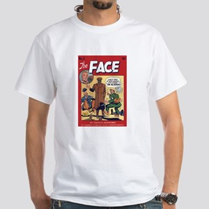 $19.99 Classic The Face White T