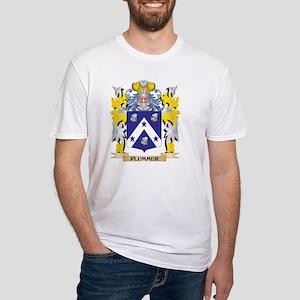 Plummer Family Crest - Coat of Arms T-Shirt