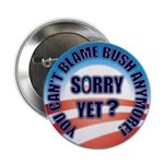 "Sorry Yet? 2.25"" Button"