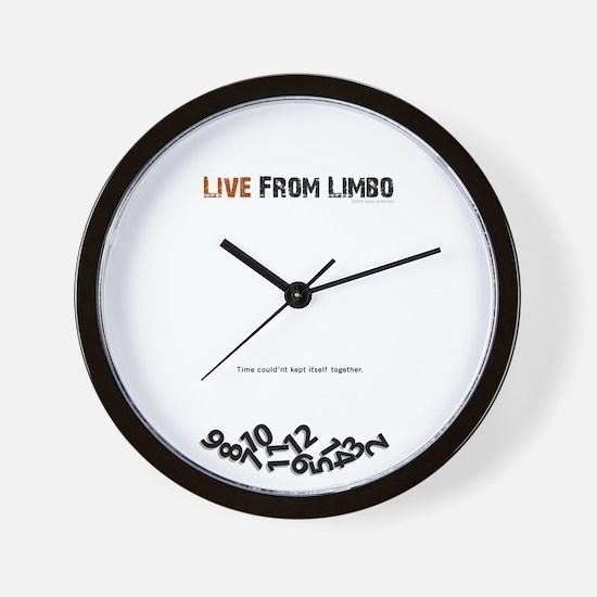 Live From Limbo - Wall Clock
