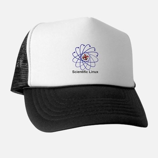 Cute Scientific linux Trucker Hat