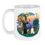St. Fran #2/ English Springer (liver) Mug