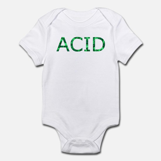 Green Acid Infant Bodysuit