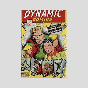 $4.99 Classic Dynamic Man Magnet