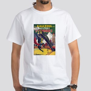 $19.99 Classic Fantom of the Fair White T