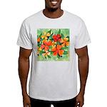 Tropical Flowers Light T-Shirt