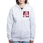 Pink Tulip Women's Zip Hoodie