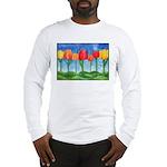 Tulip Trees Long Sleeve T-Shirt