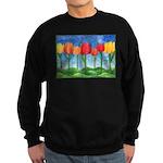 Tulip Trees Sweatshirt (dark)