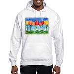 Tulip Trees Hooded Sweatshirt