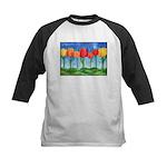 Tulip Trees Kids Baseball Jersey