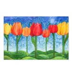 Tulip Trees Postcards (Package of 8)