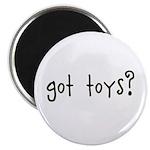 got toys? Magnet