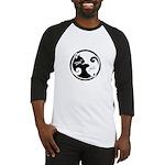 Yin Yang Cats / Tao of Meow: Baseball Jersey