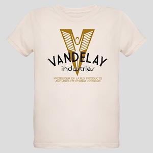 Vandelay Industries Latex Organic Kids T-Shirt