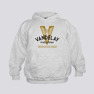 Vandelay Industries Latex Kids Hoodie