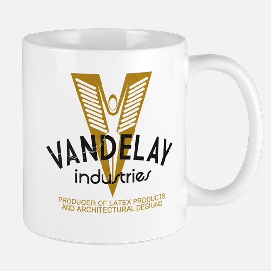Vandelay Industries Faded Mug