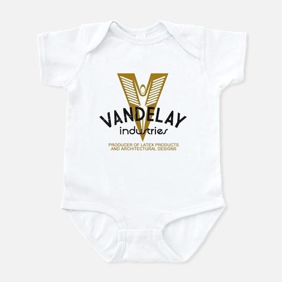 Vandelay Industries Faded Infant Bodysuit