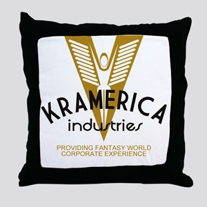 Kramerica Industries Kramer Throw Pillow