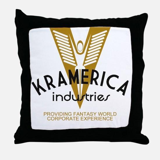 Kramerica Industries Kramer Throw Pillow