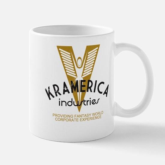 Kramerica Industries Faded Mug