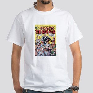 $19.99 Vote for Terror--Black Terror White T