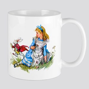 ALICE & THE RABBIT Mug