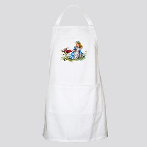 ALICE & THE RABBIT BBQ Apron